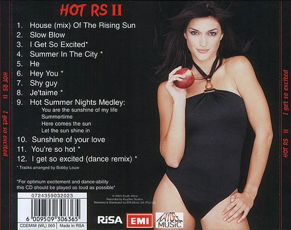 Hot RS II