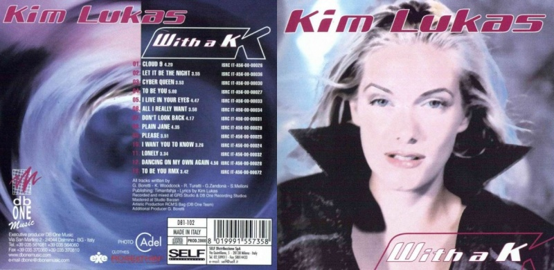Kim Lukas - With a K