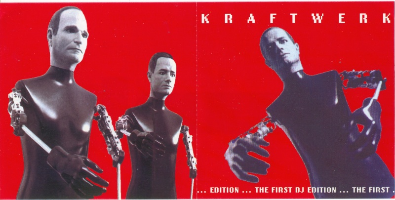 Kraftwerk - The First DJ Edition
