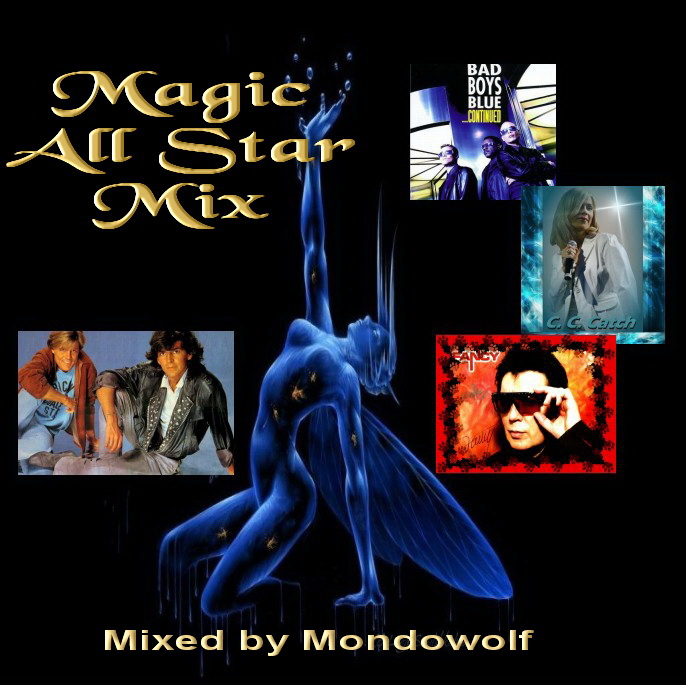 Mondowolf's - Magic All Star Hitmix