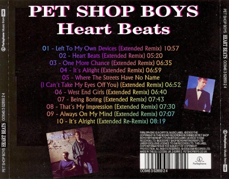 Pet Shop Boys - Heart Beats