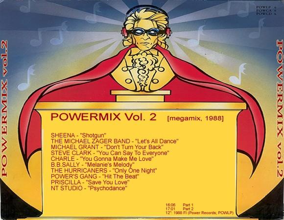 Power Mix Vol. 2