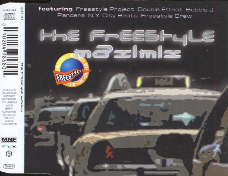 The Freestyle Maximix Vol. 1