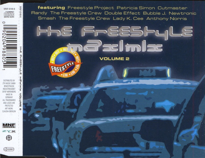 The Freestyle Maximix Vol. 2
