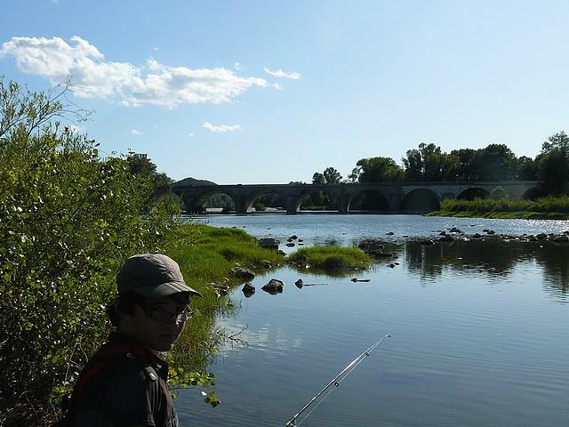 La pêche extrême à rossii vidéo