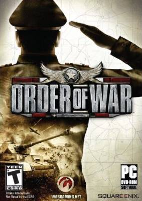 454110 Order Of War CPY