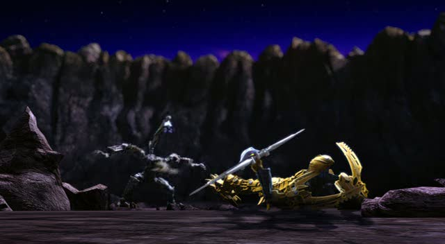 Bionicle The Legend Reborn 2009 STV FRENCH DVDRip XviD MONK VFF (HighSpeed) ( Net) preview 2