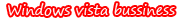 Windows Vista Bussiness