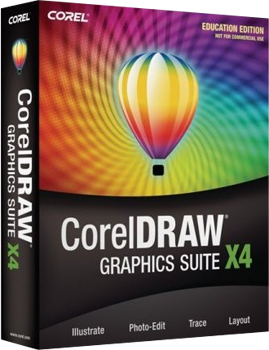 Corel CorelDraw Graphics Suite X4 SP2