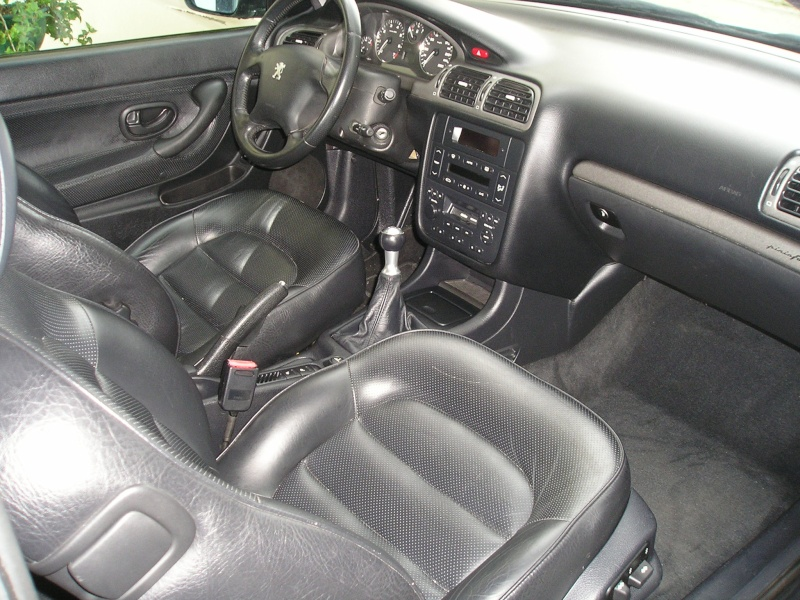 L 39 interieur de ma belle for Interieur 306 annee 2000