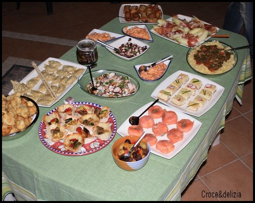Festa di fine estate - A tavola con guy ricette ...
