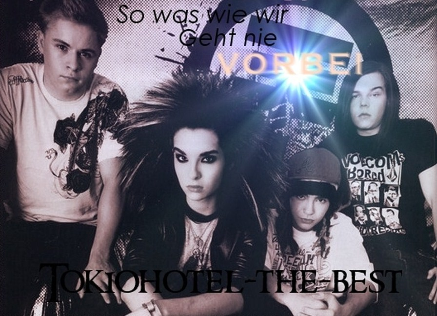 TokioHotel-the-Best