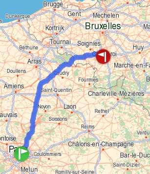 bordels en belgique Dreux