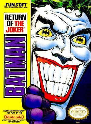 Batman: Return of Joker