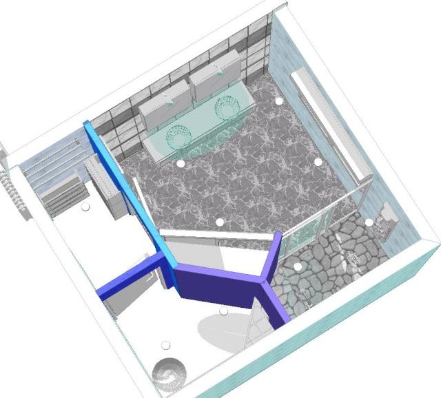 Salle de bain refaire enti rement photo p2 for Salle de bain 4 5m2