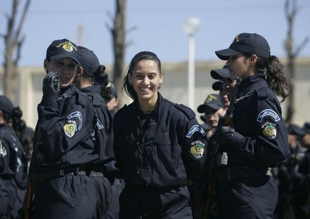 Rencontre policier