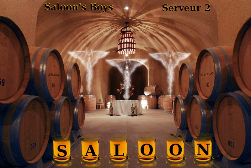 Saloon's Boys