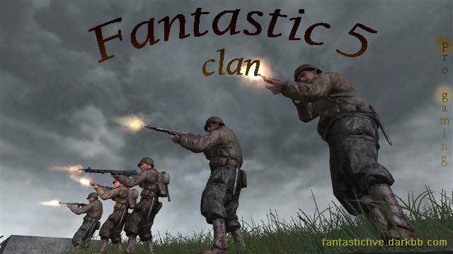 FANTASTIC FIVE CLAN