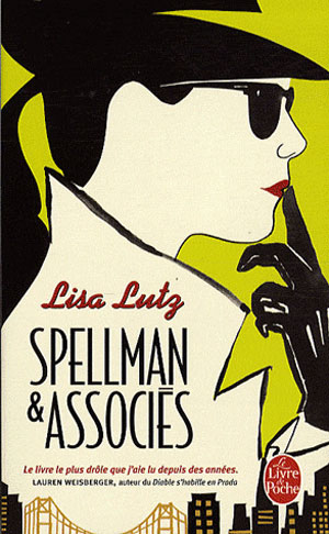 Spellman et associés de Lisa Luth dans Roman comtemporain spellm10