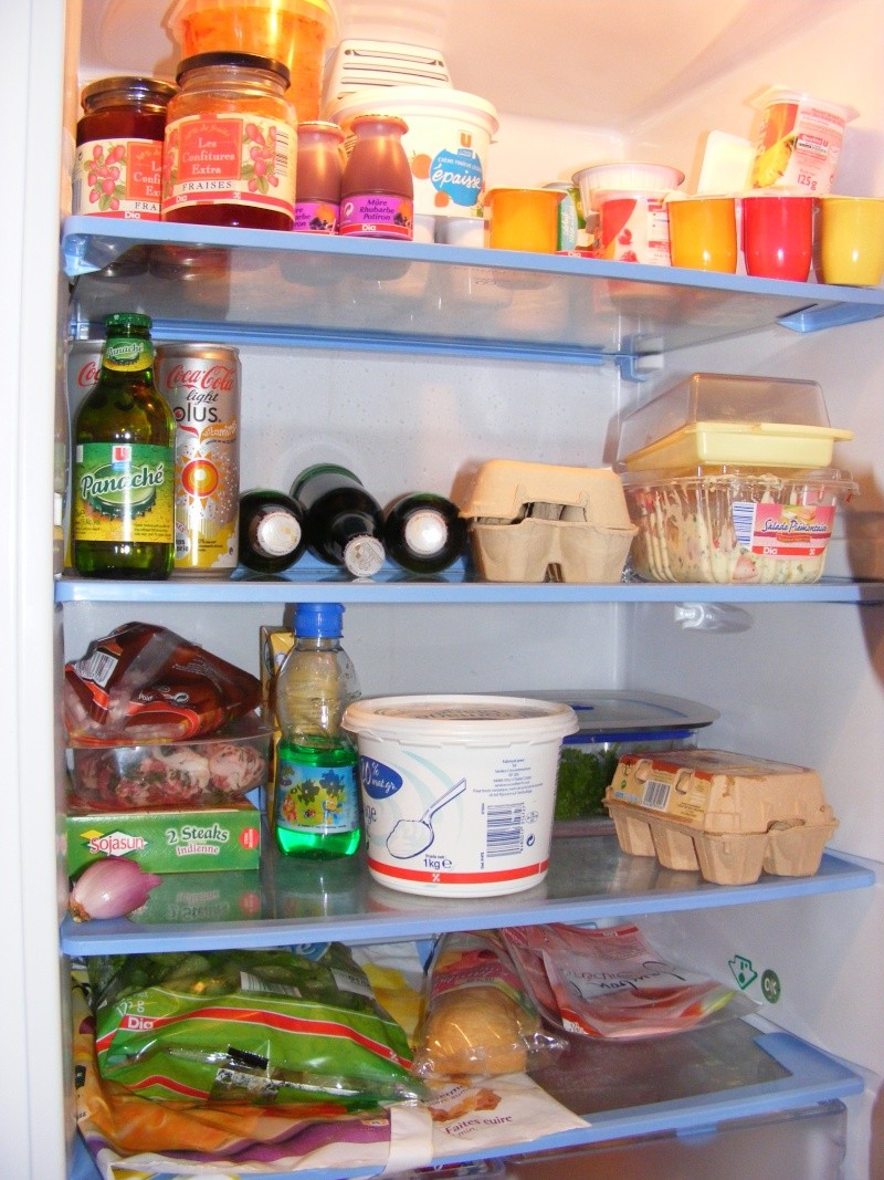 Dans votre frigo - Frigo qui fuit ...