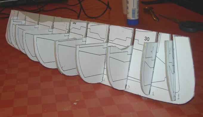Gozzo ligure diario di costruzione lellosauro for Disegno del piano di costruzione