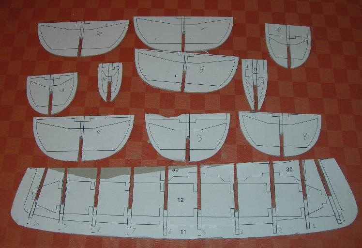 Gozzo ligure diario di costruzione lellosauro for Piani di idee per la costruzione di ponti