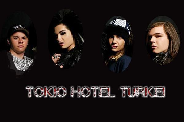 Tokio Hotel Türkiye - Türkei
