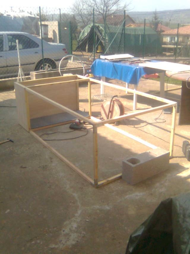 Photos cage a paturer pour le bien tre for Construire une cage a lapin exterieur