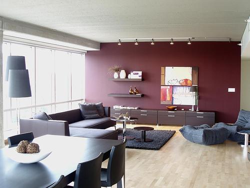 Recherche id es de couleurs de papiers peint et d co pour mon salon - Idee de couleur pour salon ...