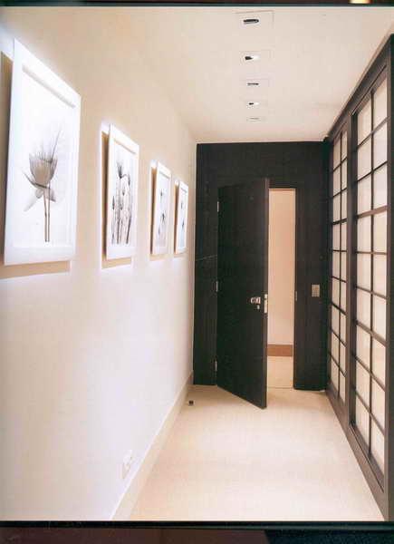 Id e couleur pour mon couloir - Couleur de peinture pour un couloir ...