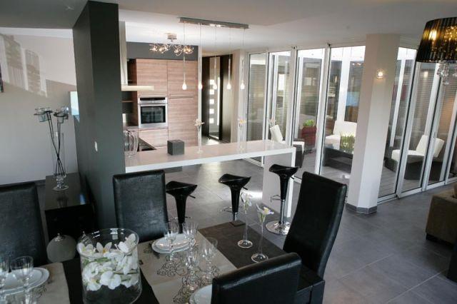 salon gris fonc et gris clair meuble vasque salle de bain bois lombards for - Salon Gris Clair Et Anthracite