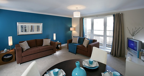 chambre taupe et turquoise pour chambre turquoise et marron turquoise et marron une chambre - Chambre Turquoise Et Marron