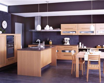 Une pi ce plusieurs ambiances quelles couleurs choisir - Prix d une cuisine cuisinella ...