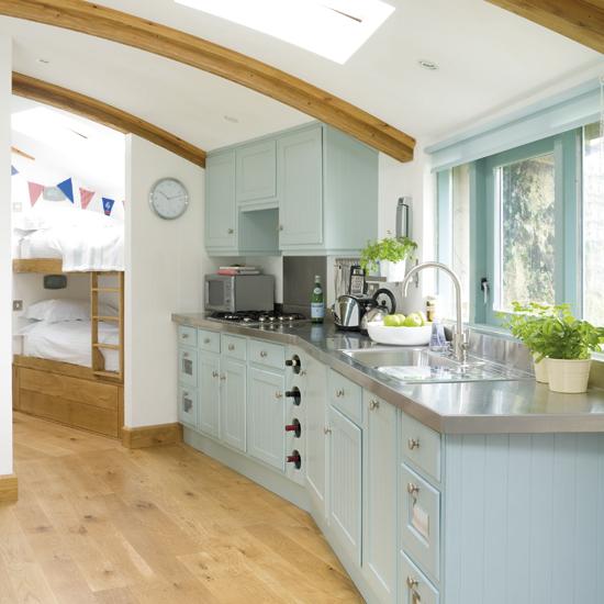 Repeindre une cuisine en bois - Repeindre une cuisine en melamine ...