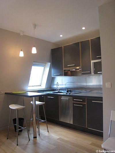 Amenagement cuisine studio amnager un studio de 15m2 amenagement cuisine sa - Petite cuisine studio ...