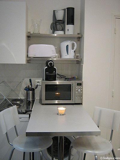 D co d 39 un studio de 20m - Bar cuisine studio ...