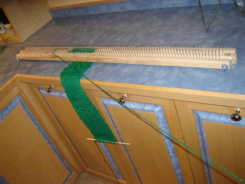 Fabrication d un tricotin page 2 - Comment terminer un tricotin ...