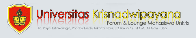 Universitas Krisnadwipayana Forum