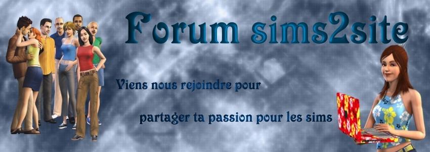Forum sims2site