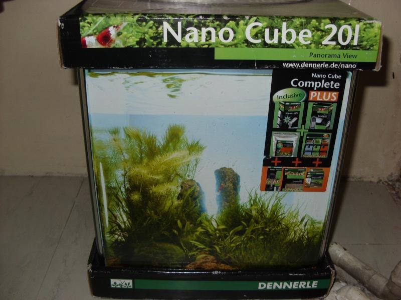 nano cube 20l. Black Bedroom Furniture Sets. Home Design Ideas