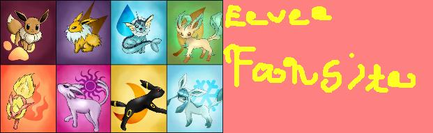 Fansite for Eevee!