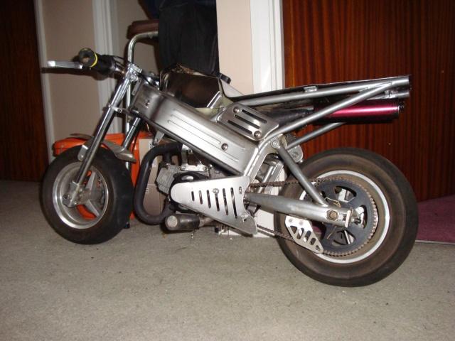 Mini Moto For Sale A Toaste One Off