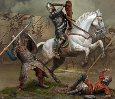 Commémoration de la bataille de Hasting.