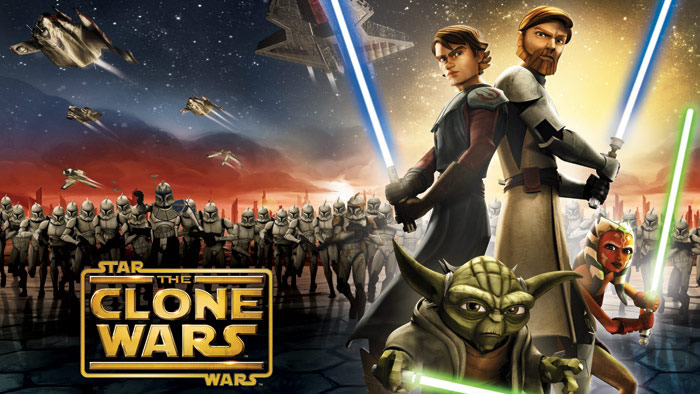 Star Wars Klon Savaşları Fan Sitesi
