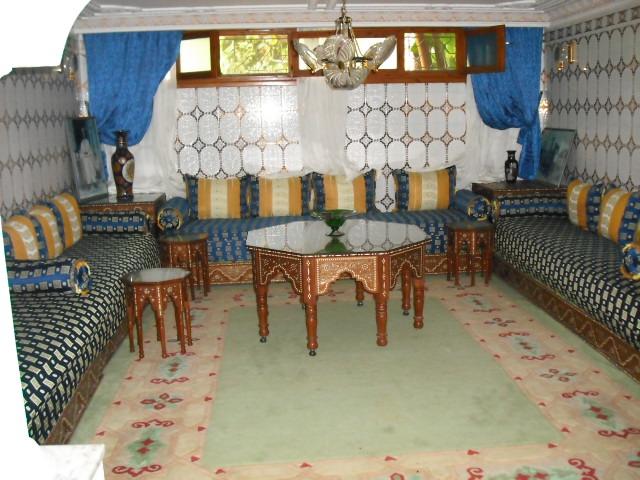 carrelage pour salon marocain