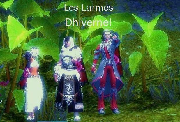 Bienvenue chez les Larmes D'Hivernel