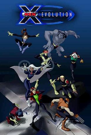 X-Men : Evolution saison 3 en français