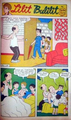 Naalala nyo pa ba ang Pilipino Funny Komiks