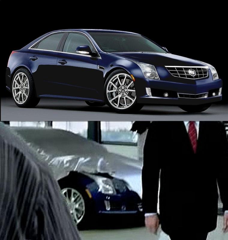 14 Cadillac Ats: [Cadillac] ATS