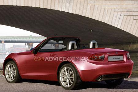 Mazda Mx5 2011. 2011 - [Mazda] MX-5 IV